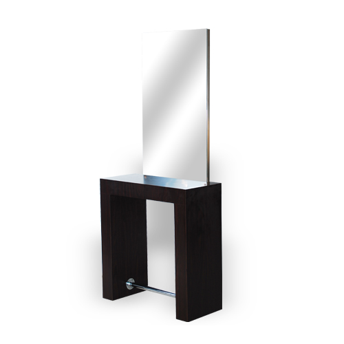 Barber Shop Mirror Station Good Quality Hairdressing Mirror High Quality Work Station