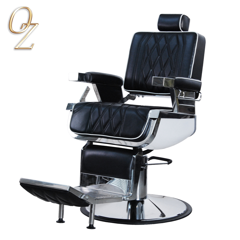 Wholesale Classic Vintage Antique Heavy Duty Hydraulic Man Barber Chair Manufacturer