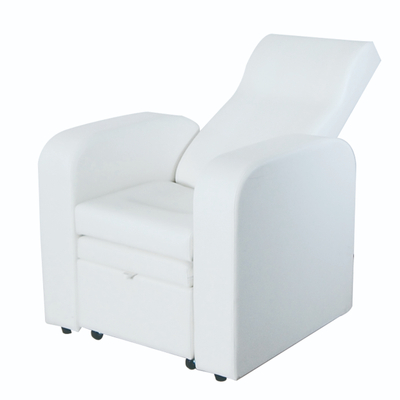 Antique Pedicure Chairs Hydraulic and Reclining High Density Foam Foot Spa Chair Factory Beauty Salon Furniture