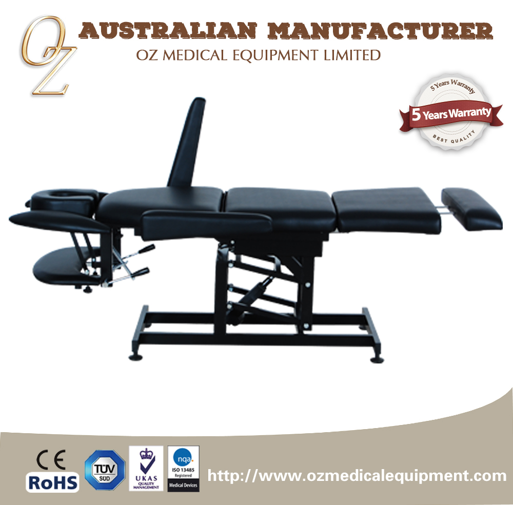Australian Standard Healthcare Center Treatment Bed Medical Grade Examination Couch Orthopaedic Electric Treatment Bed