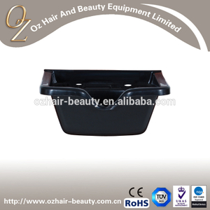 Hair washing basin plastic hairdressing salon shampoo bowl