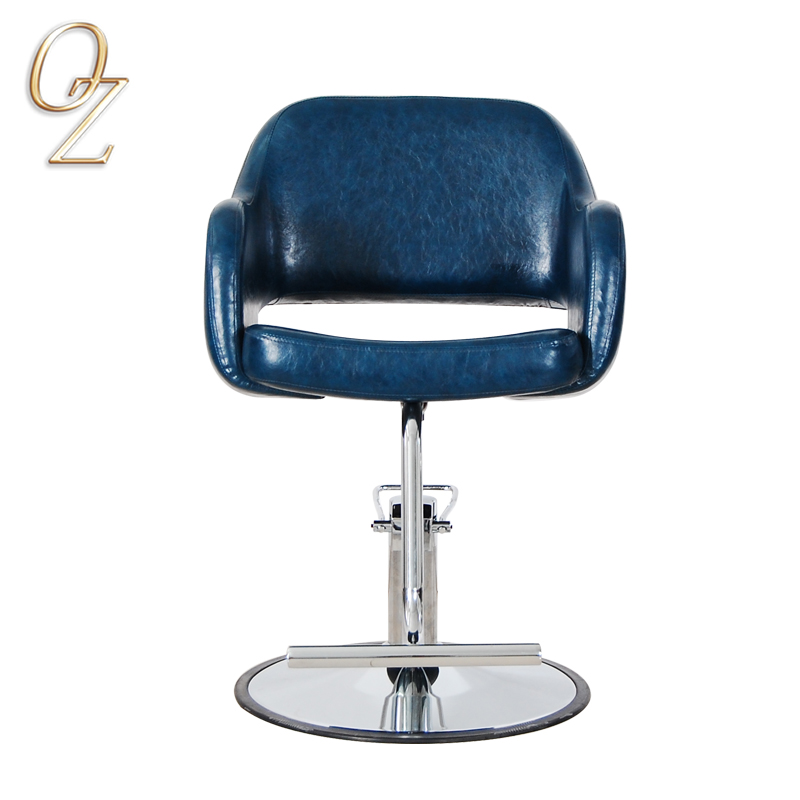 Top Quality Hydraulic and Reclining Barber Salon Chair Factory Antique Manicure Chairs For Sale Beauty Shop Furniture