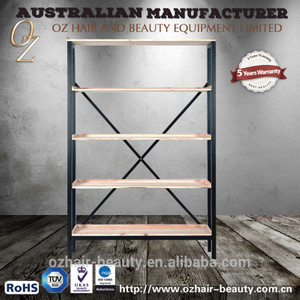 All-purpose Beauty Display Stand Salon Stocking Shelves Display Shelf Of Salon Furniture