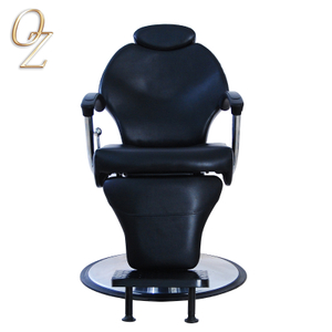 Relax Salon Chair Modern Barber Chair For Men Use