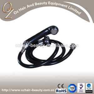Plastic Shower Head With Hose For Hair Salon Used