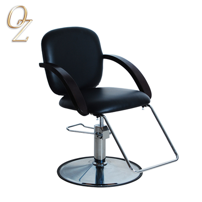 High End Salon Hair Cutting Chair Hairdressing Furniture Simple Design Salon Chair Lower Price
