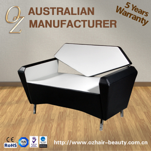 Salon Waiting Sofa Loungh Barber Salon Waiting Chairs Latest Designs Sofa Bench