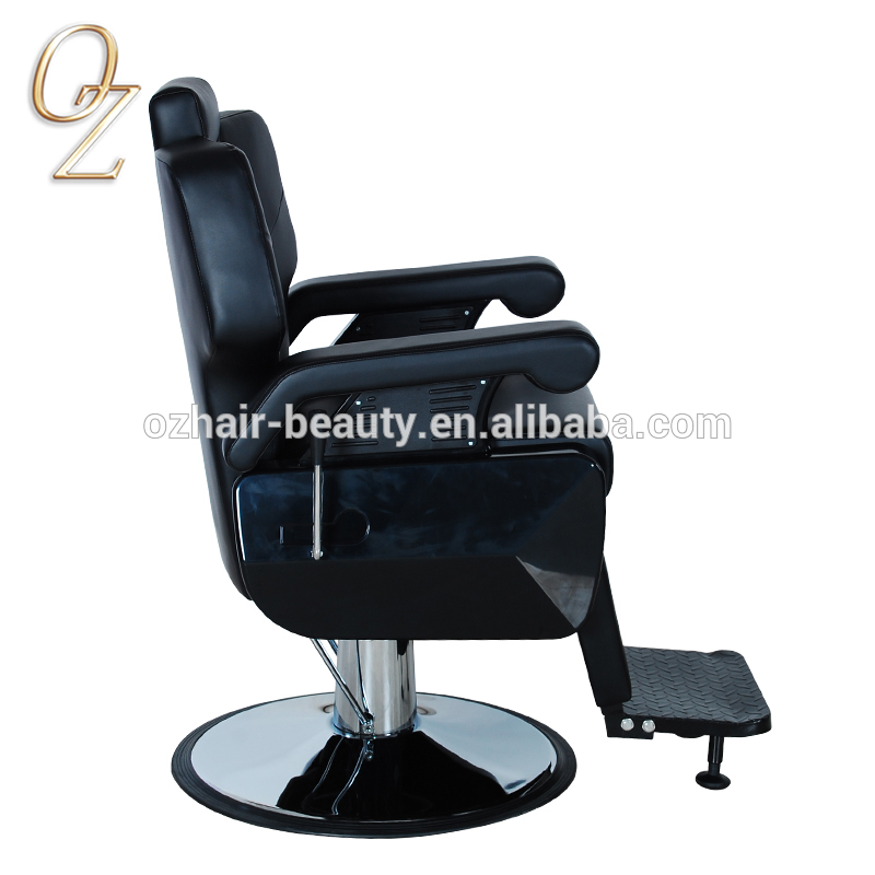 Heavy Duty Gas Lift Reclining Barber Chair Classic Barber Chairs Hydraulic Barber Chairs