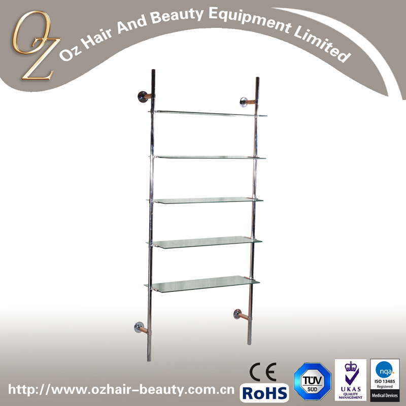 Multi-use Hair Salon Beauty Display Stand