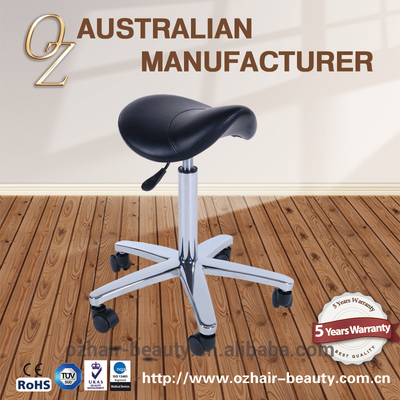 Salon Hairdressing Black White Stool Salon Hairdressing Stool Hair Salon Bar Stool