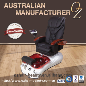 Luxury Pedicure Chair Foot Spa Sofa Chair Pedicure Foot Massage Chair