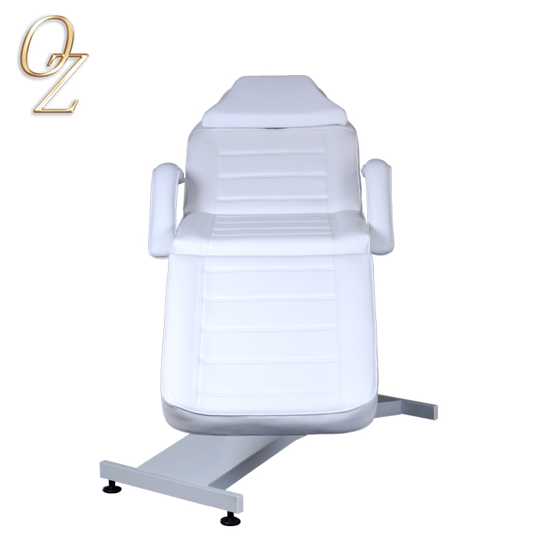 Hot sale Hydraulic treatment Electric Massage beds Spa Bed White Facial Bed