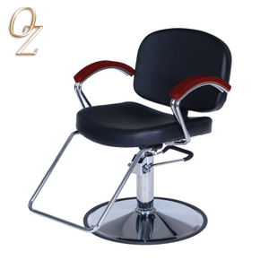 Beauty Salon Furniture Hair Salon Chairs With Recline Luxury Salon Styling Chair